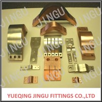 laminated foil copper flex connctor