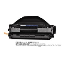 new compatible toner cartridge Q2612A for HP LaserJet