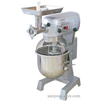 planetary mixer  (20 liter) with meat mincer