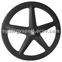 Synergy High Performance Top Quality Carbon 5-Spoke Wheel