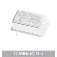 temperature compensated crystal oscillator