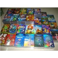 wholesale disney dvd movie with slip cover case accept paypal