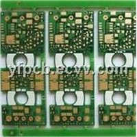 Wireless Router Green Soldermask PCB Board