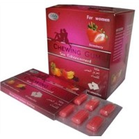 chewing gum for women