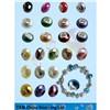 Shamballa fashion Beads Round surface