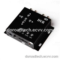 1CH HD MINI DVR/1 Channel Car Mobile DVR/1CH HD Mobile DVR