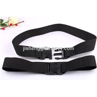 Black PP Luggage Belt / Strap