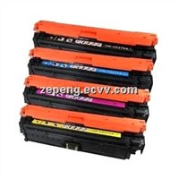 Color Toner cartridge (HP Color LaserJet CP5225, 5225DN, 5525)