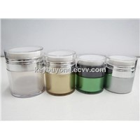 Cosmetic Airless Acrylic Jar