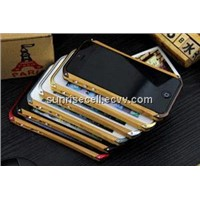 Creative design bumper for iphone 5 case