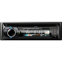 One Din Indash Car CD DVD player with usb/sd slot Detachable Panel