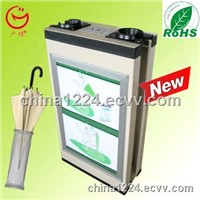 RoHS special advertising tool LED light box for umbrella wrapping