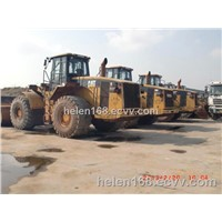 Used loader Caterpillar 980G used wheel loader for sale