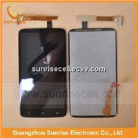 Wholesale for htc one x LCD Touch Screen Digitizer Replacement