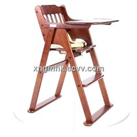 Wooden baby chair , wooden chair , wooden children furniture