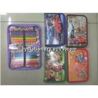 ZY-1017 one decker pencil case