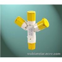 1013 Multifunctional Industrial Plug