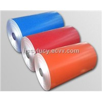 1050,1060,1100,3003 color coated aluminum coils/aluminium rolls