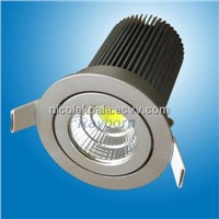 13w / 12w 60 Degree Dimmable COB Led Spot Light, Led Downlight, Ceiling Lighting Fixture For Home