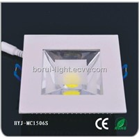 15W COB LED Square Die-Casting Lamp