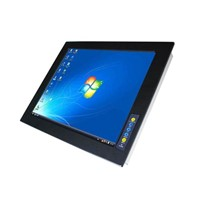 19 inch industrial lcd monitor with touch screen and VGA