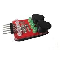 1-4S 7.4V-14.8V Lipo Battery Low Voltage Buzzer Alarm