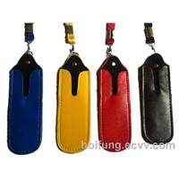 2013 New Style Ego Neck Landyard Leather lanyard for EGO
