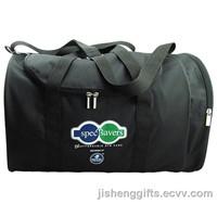 2013 Black Large Hot Stamping Travel Bag