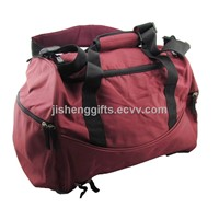 2013 Fashion Hot Sale Red Folding Travel Bag