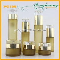 2013 most popular lotion glass bottles and jars