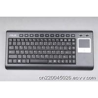 2.4G RF Wireless Mini Keyboard With Touchpad K8