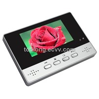 3.5inch TFT screen Video Door Phone Night vision+ABS camera