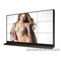 "46"" Seamless super narrow bezel video lcd display"