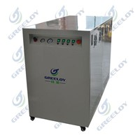 4.0Hp Dental Air Compressor with Air Dryer and Metal Silent Cabinet