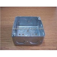 """4"""" Steel Switch Box / Outlet Box"""