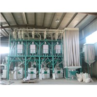 50 Ton 24 Hour Flour Milling Machine