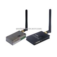 5.8GHZ 1200mw Wireless FPV transmitter Receiver
