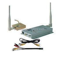8CH 800mW Wireless receiver transmitter
