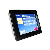 8 inch industrial  LCD monitor display with touch screen