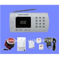 99 zones Wireless Home Security Burglar Alarm System with Auto-dial
