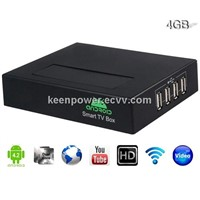 A19 Andriod TV Box AllWinner A20 Dual Core Android 4.2 1G 4G HDMI VGA AV Output-SB133