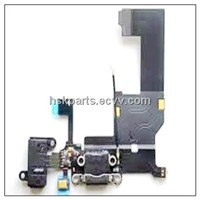 Audio jack headphone flex cable ribbon replacement for iphone 5