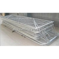 Australia Welded Farm Agriculture Durable Fene Gate Steel Gate / Metal Gate / Fence Mesh Gate