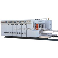 Automatic Flexo Printing Slotting Die-Cutting Machine (PYK-1628)