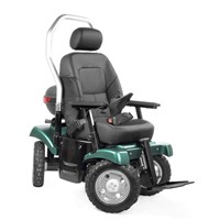 BZ-501 Motor Electric Wheelchair