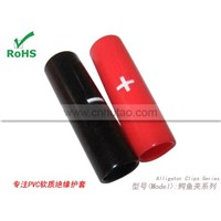 Battery Clips Tube, Alligator Clips Tube