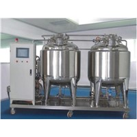 CIP Cleaning System Suitable For Pharmaceutical Industry