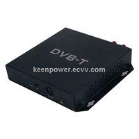 Car Digital TV DVB-T Box (MPEG-4/ MPEG-2/ H.264/ AVC)-SB131