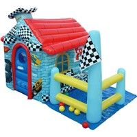 Car Race Bounce House Xz-Bh-026