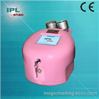 Cavitation vacuum slimming equipment for home and salon use